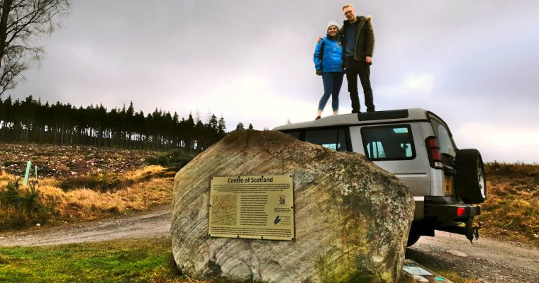 7-Day Scotland Road Trip for Hogmanay in the Highlands
