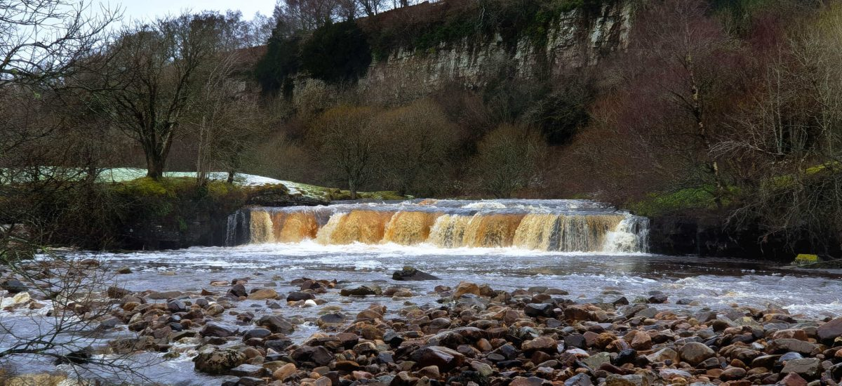 Wain Wath Force (Yorkshire Dales Waterfall)