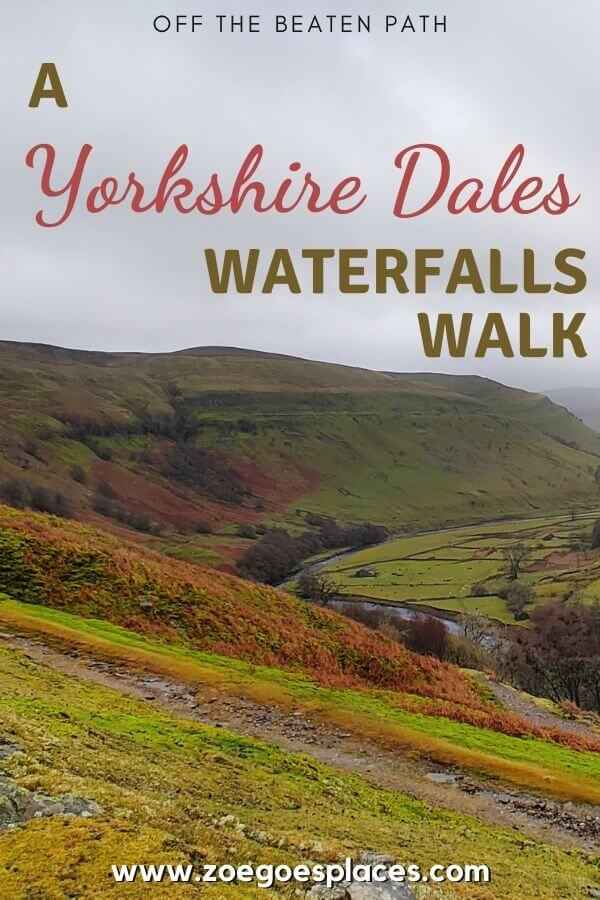 A Yorkshire Dales Waterfalls Walk, off the beaten path