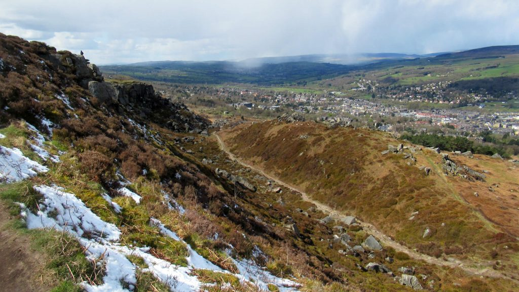 Fantastic views from all of these Ilkley Moor Walks