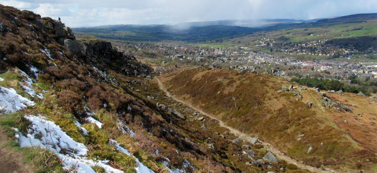 Ilkley Moor Walks: 4 Circular Routes