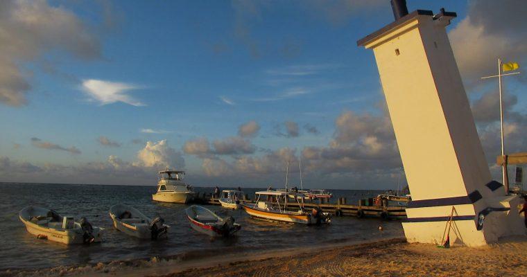(Weeks 2 and 3) Puerto Morelos and Playa del Carmen