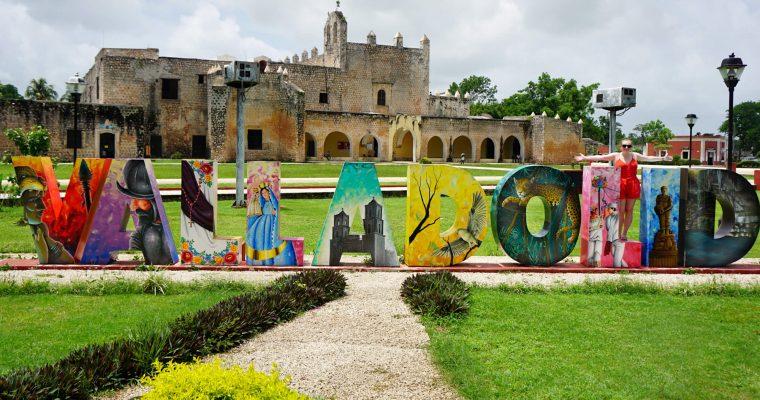 (Weeks 3 and 4) Mérida and Valladolid