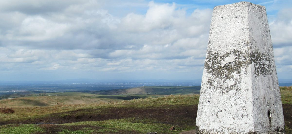Shining Tor Walk (Straight and Circular Route Guides)
